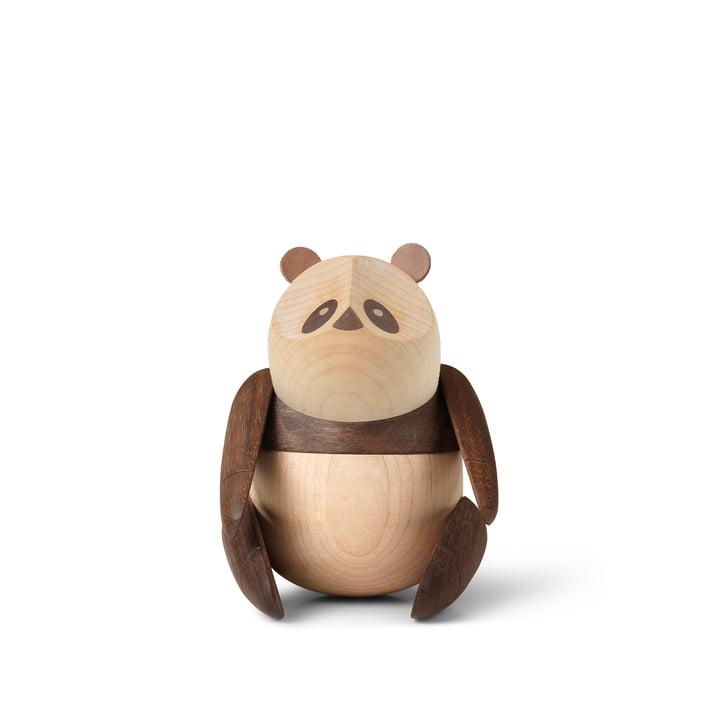 Panda petit par ArchitectMade en noyer / érable