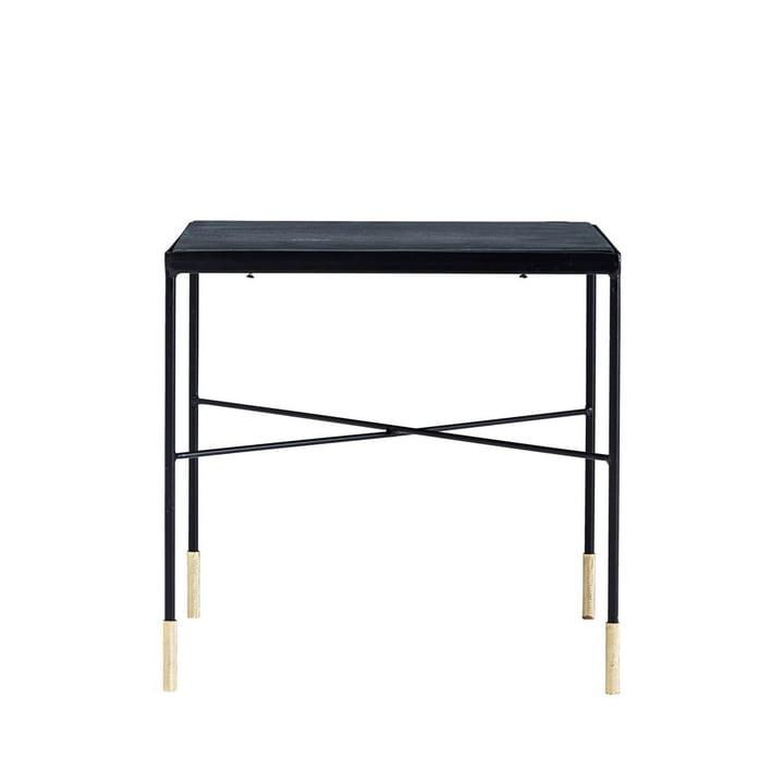 Table basse OX H 40 cm de House Doctor en noir