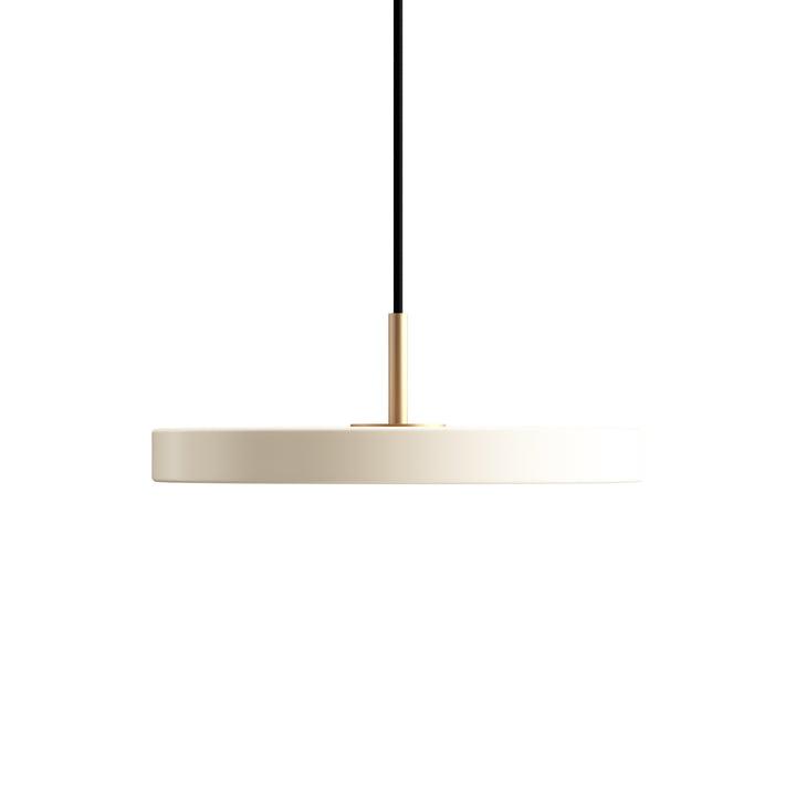 Asteria Mini lampe pendante LED de Umage en pearl