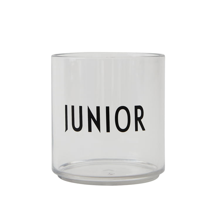 AJ Kids Verre à boire personnel Junior by Design Lettres