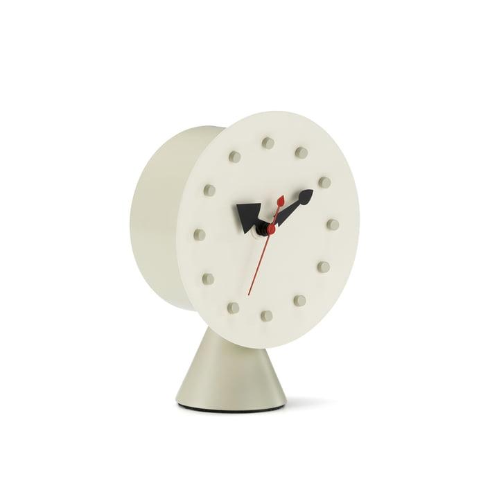 Horloge de bureau à socle conique Vitra
