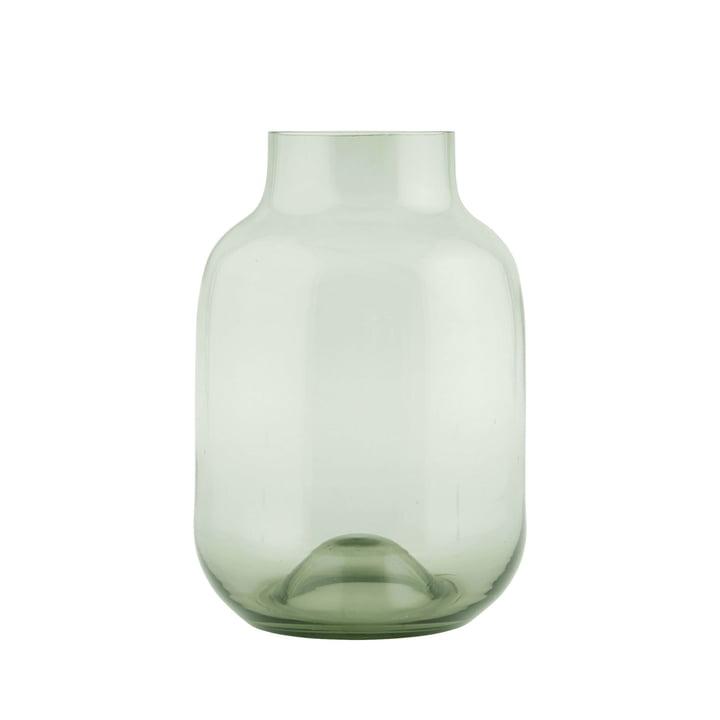 Vase en forme par House Doctor en vert
