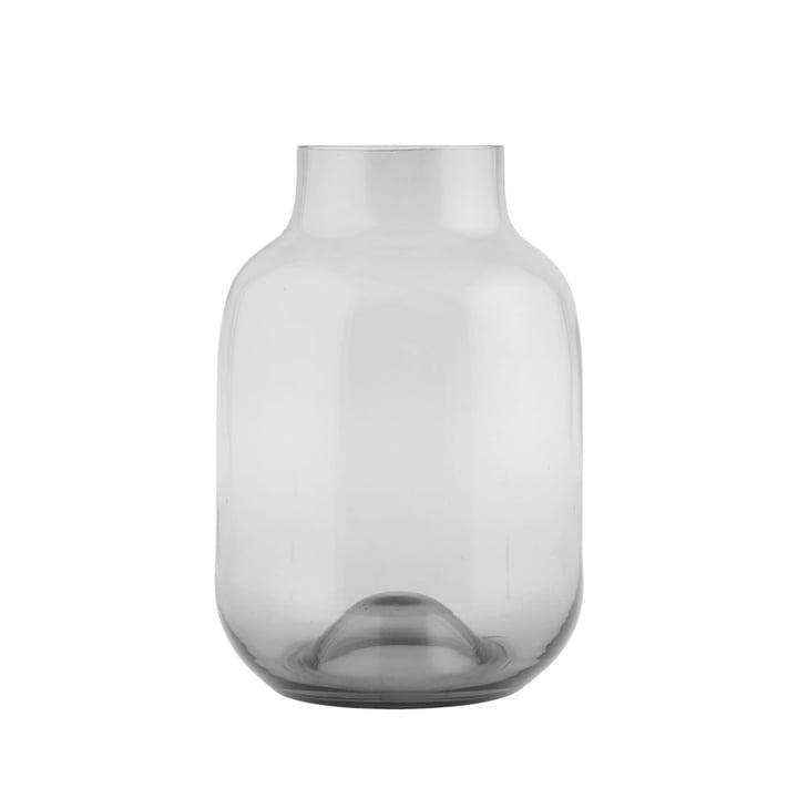 Vase en forme de Docteur de la Maison en gris