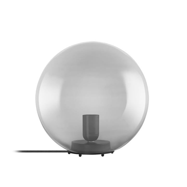 Vieille lampe de table Bubble 1906, fumee par Ledvance