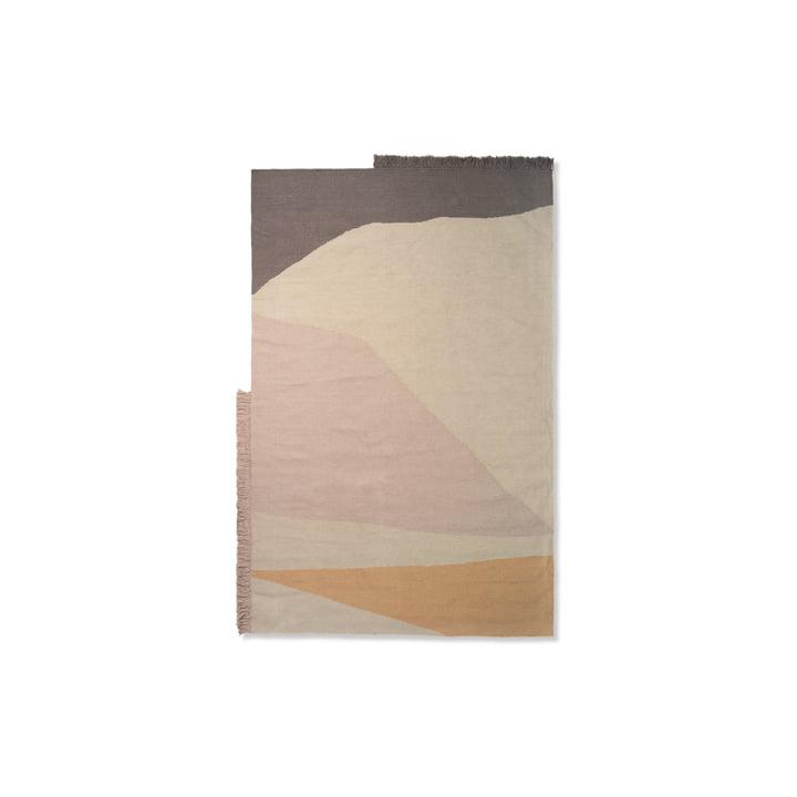 Kelim Mat Terre 50 x 70 cm de ferm Living in multi