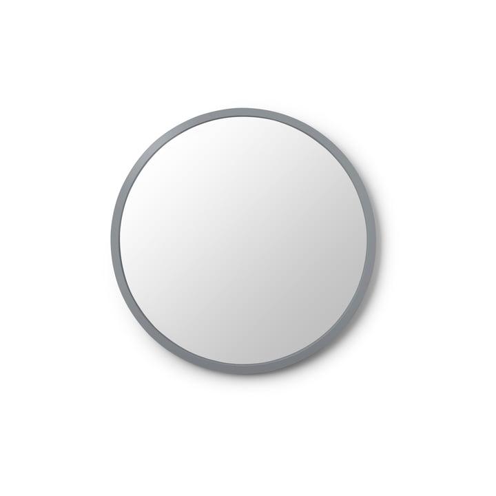 Miroir grossissant Ø 45 cm à partir de l'ombrelle en gris