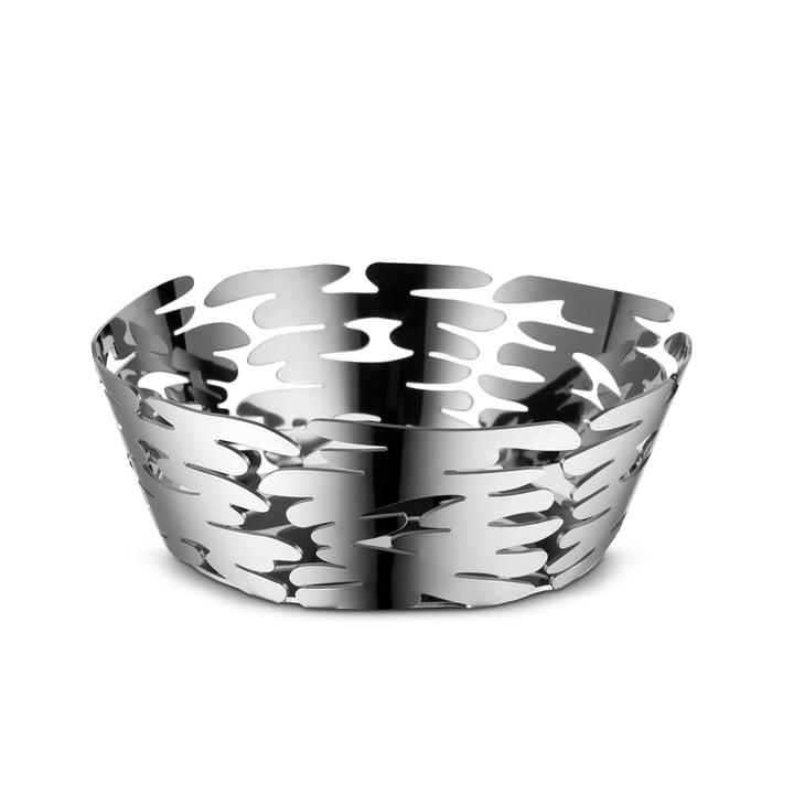 Barquette Ø 18 cm d'Alessi en acier inoxydable