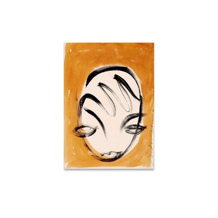 La Nuit 30 x 40 cm de Paper Collective