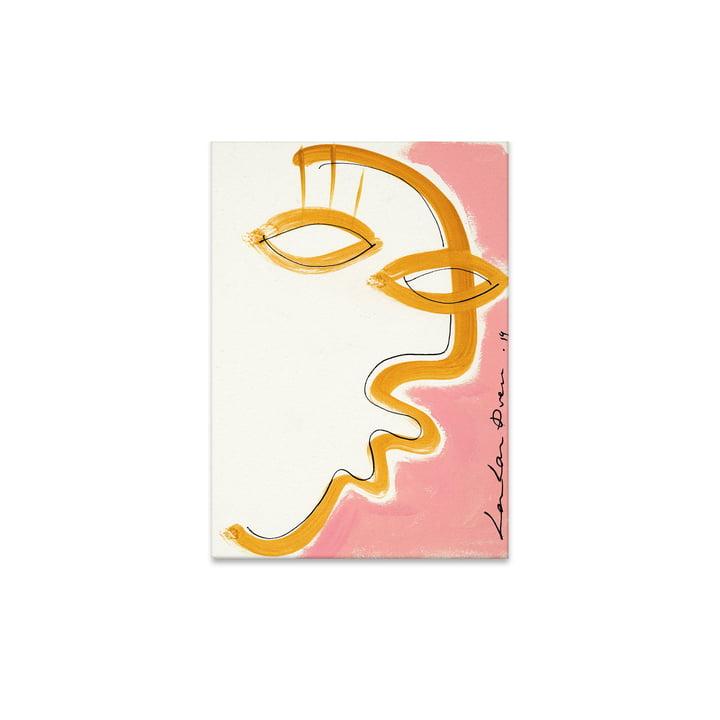 Gentil 30 x 40 cm de Paper Collective