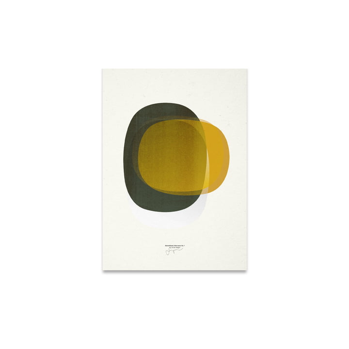 Sketchbook Abstracts 01 30 x 40 cm de Paper Collective