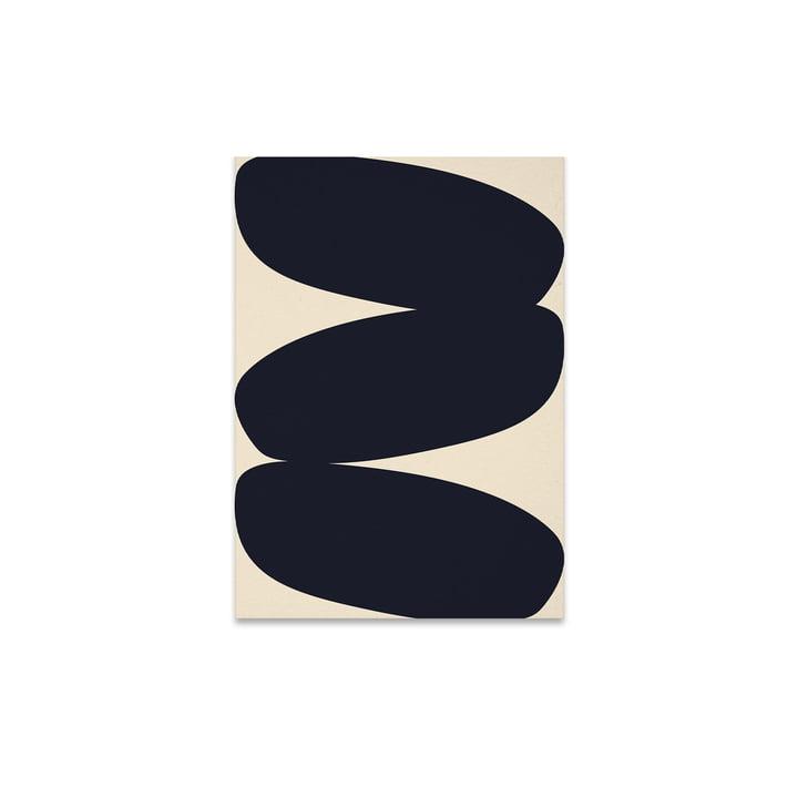 Solid Shapes 01 30 x 40 cm de Paper Collective