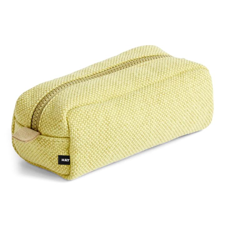 Sac à cosmétiques de couleur jaune de Hay