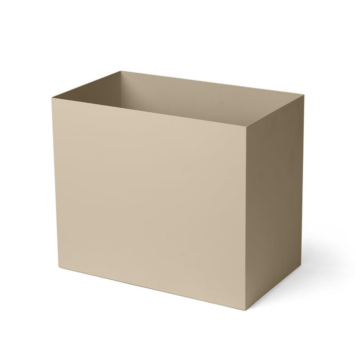 Conteneur pour Plant Box grand modèle, cachemire par ferm Living