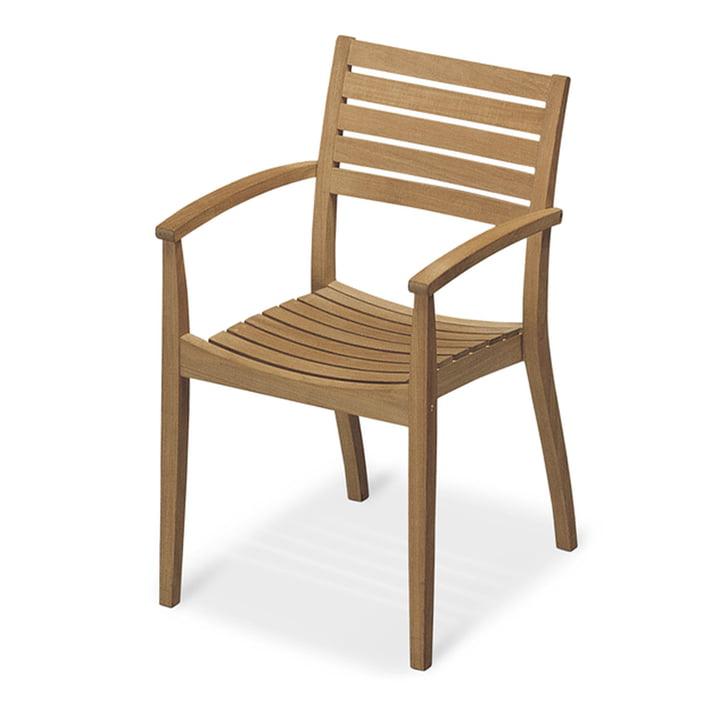 Ballare Chaise, teck de Skagerak