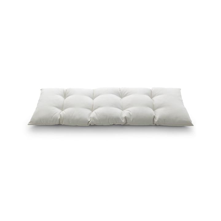 Barriere housse de siège 125 x 43 cm, blanc de Skagerak