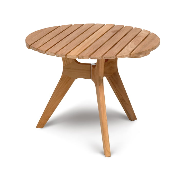 Regatta Lounge Table, teck de Skagerak