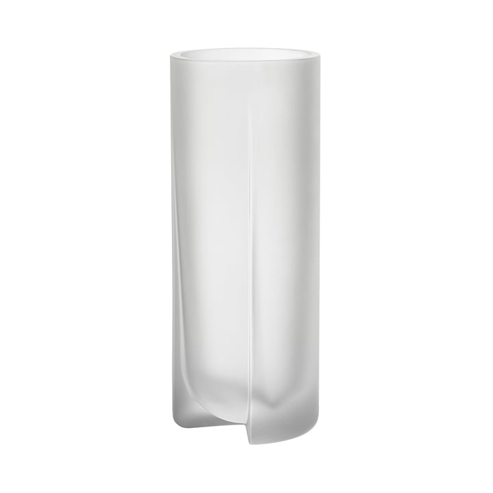 Vase Kuru 255 mm de Iittala en mat clair