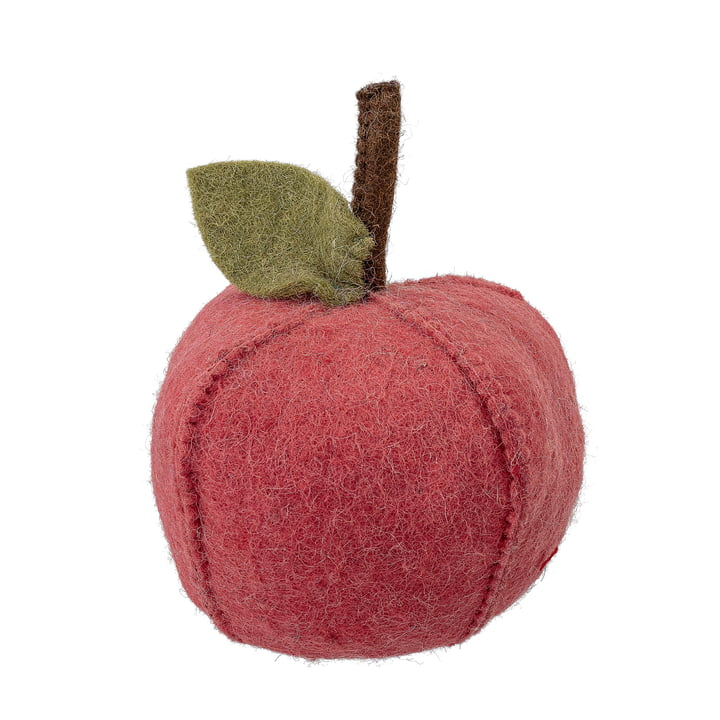 serre-livre / pomme de porte de Bloomingville en rouge