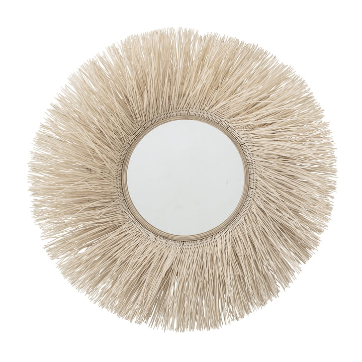 canne miroir Ø 95 cm de Bloomingville la nature
