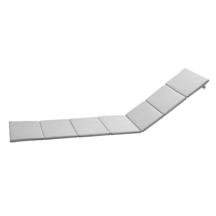 Soutien au solarium Siesta, gris clair de Cane-line