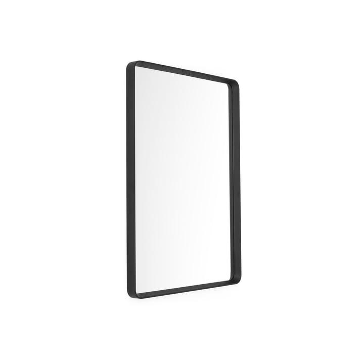 Miroir mural Norm, noir de Menu