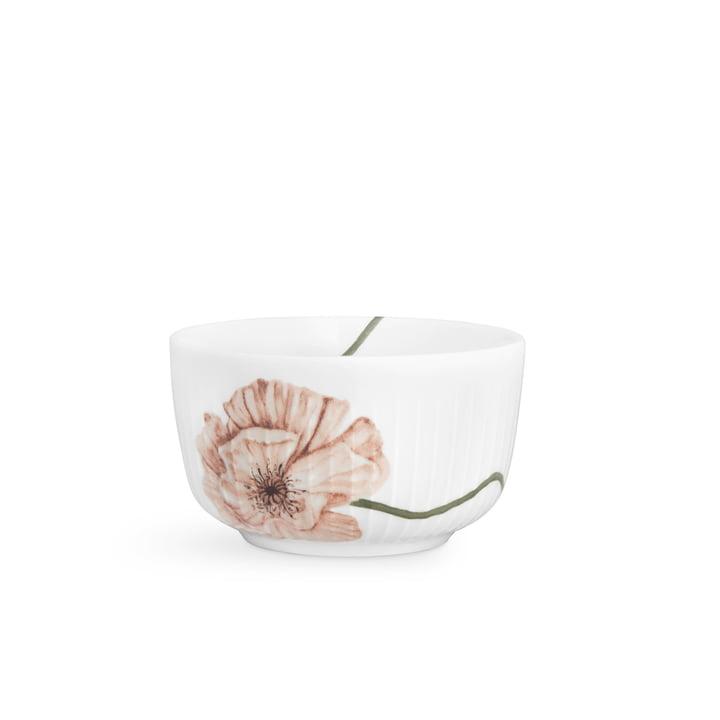 Bol à pavot Hammershøi de Kähler Design en blanc