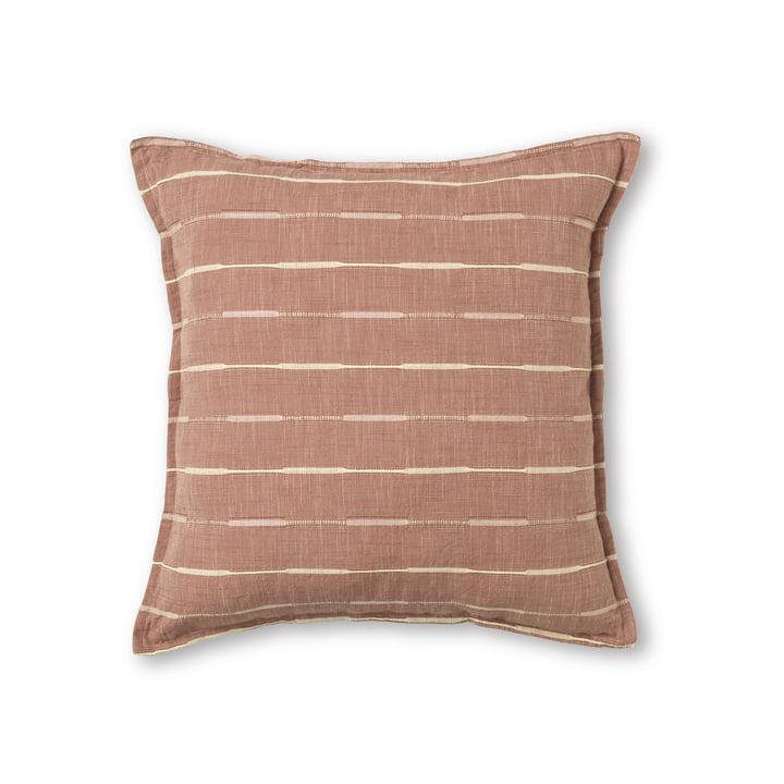 Softly Coussin de Juna 50 x 50 cm en pain poussiéreux