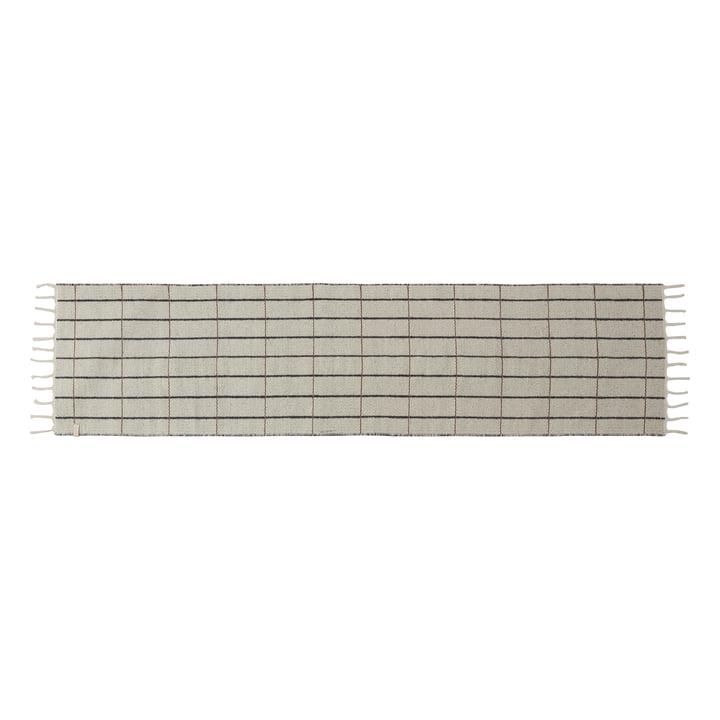 Coulisseau de grille 60 x 250 cm OYOY en beige
