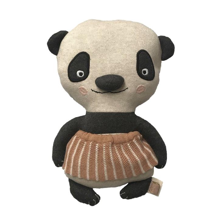 Peluche Lun Lun Panda Bear par OYOY