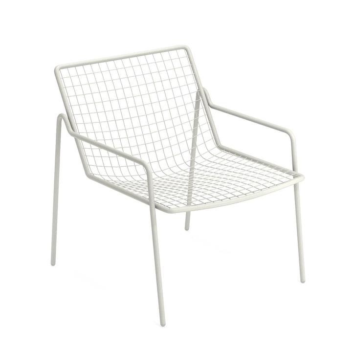 Chaise longue Rio R50, blanche de Emu