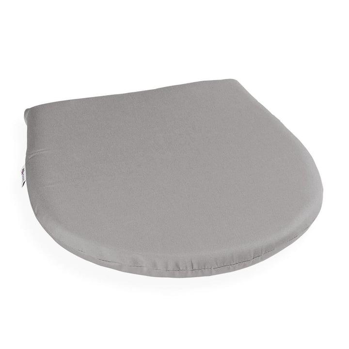 Coussin d'assise pour la chaise Ronda, gris par Emu