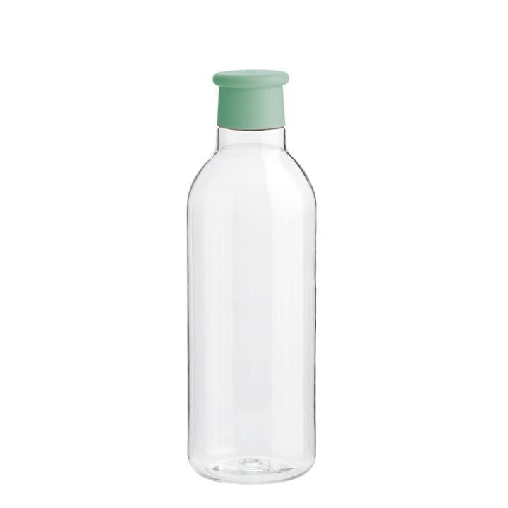 Drink-It Bouteille d'eau de 0,75 l de Rig-Tig by Stelton en vert poussiéreux