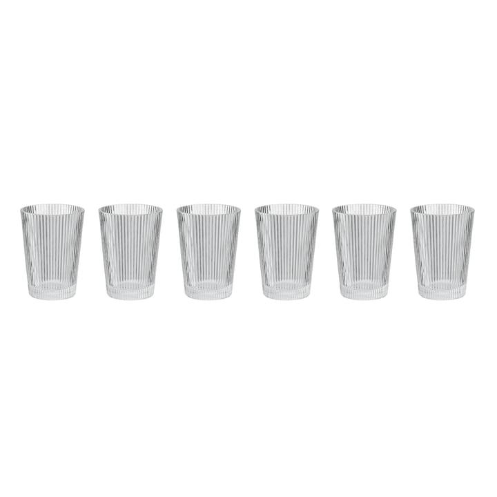Pilastro Verre à boire (lot de 6) de Stelton