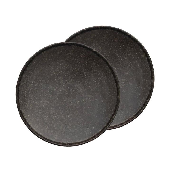 Inka Assiette Ø 16 cm à partir OYOY de en marron (lot de 2)