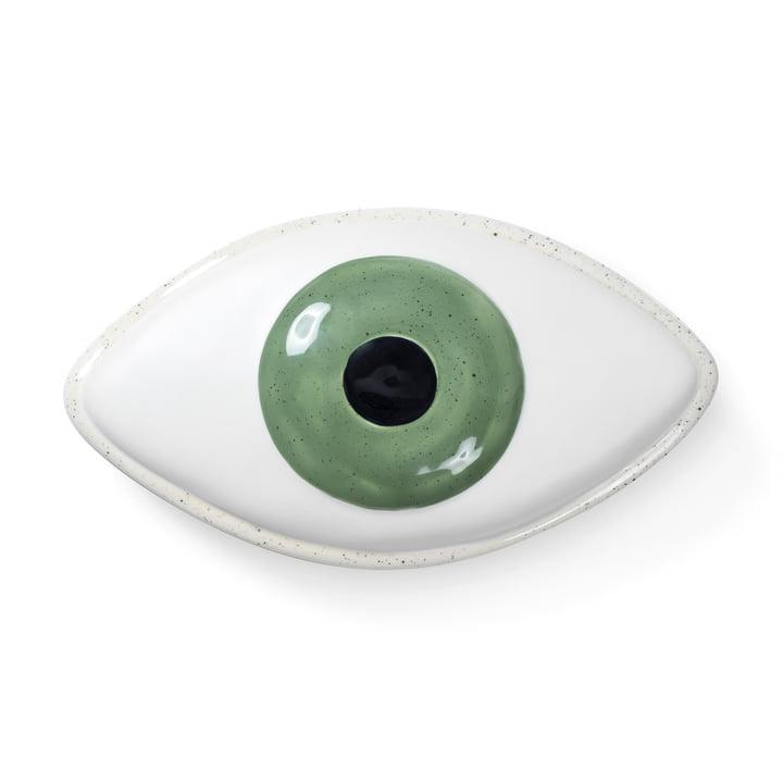 Organs Eye Boîte de rangement, vert par Doiy