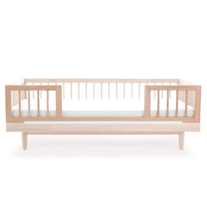 Protection antichute Pure pour lit junior, chêne par Nobodinoz