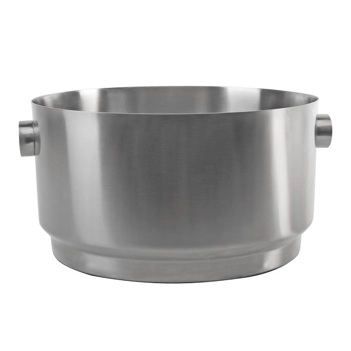 Rondo Party Bucket Refroidisseur de bouteille, acier inoxydable de XLBoom