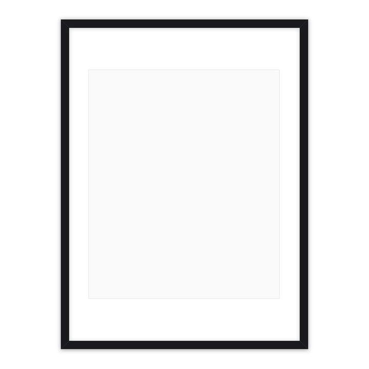Cadre pour affiche 50 x 70 cm, noir de Connox Collection