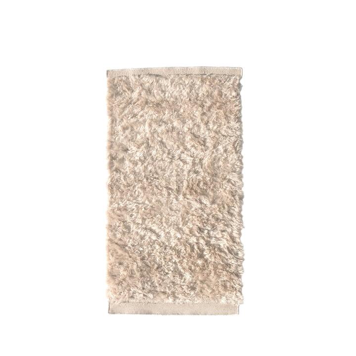 Tapis Wellbeing Chobi, 80 x 170 cm, naturel par nanimarquina .