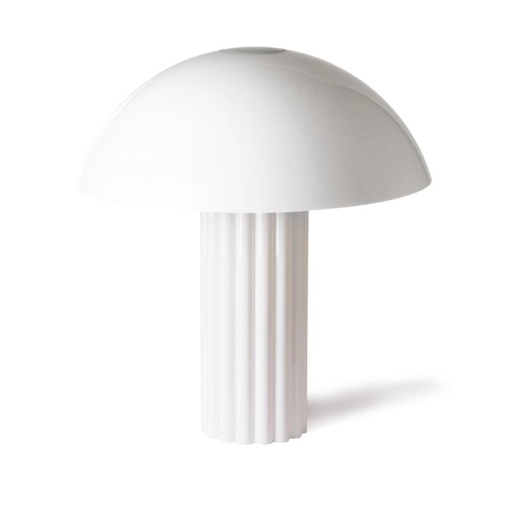 Lampe de table Cupola par HKliving en blanc