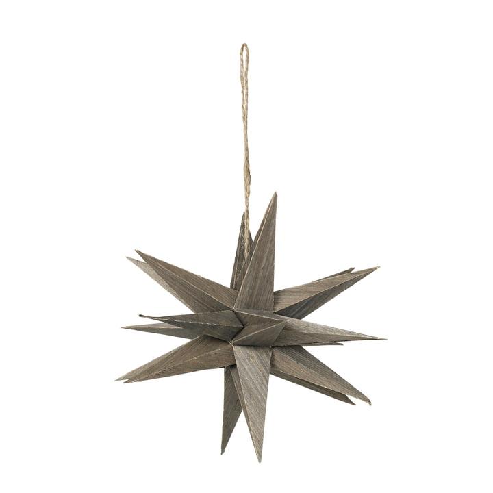 Pendentif étoile Venus, Ø 20 cm / champignons de Broste Copenhagen