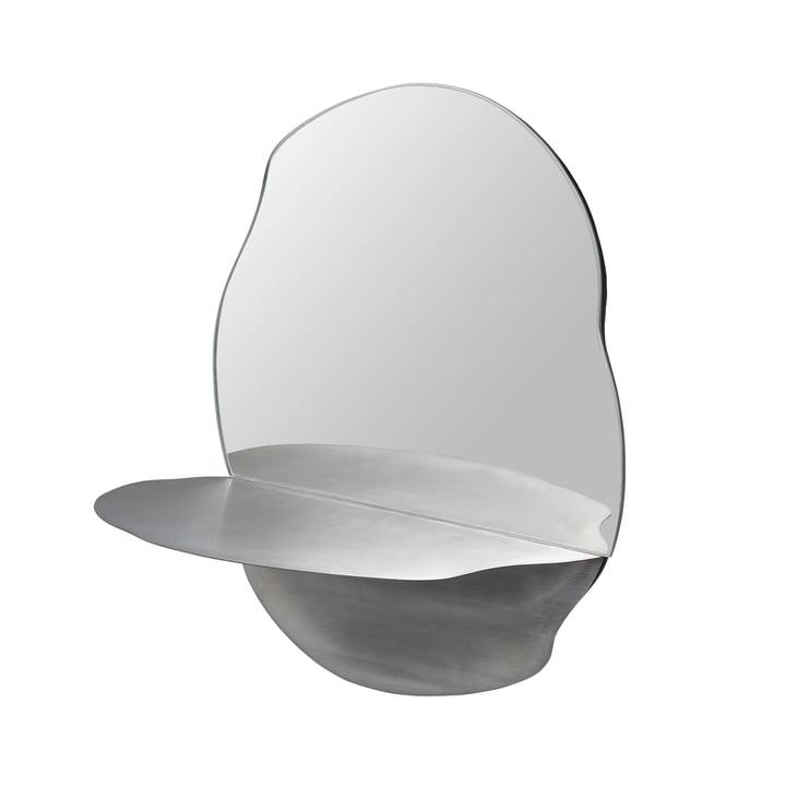 Miroir Vilja, 31 x 40 cm par Broste Copenhagen