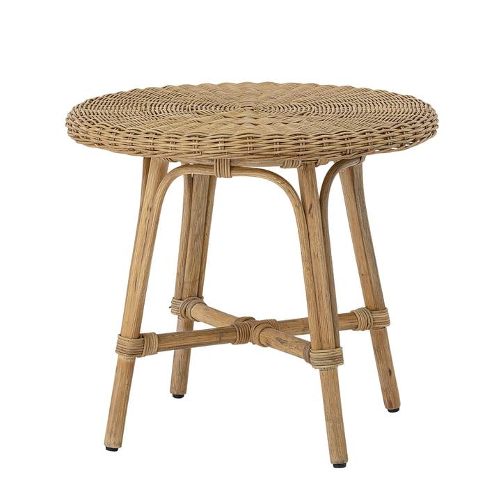 Table pour enfants en rotin Anja, nature par Bloomingville .