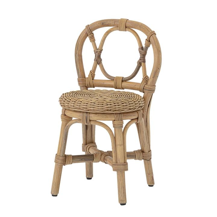 Chaise en rotin Hortense, naturel par Bloomingville .