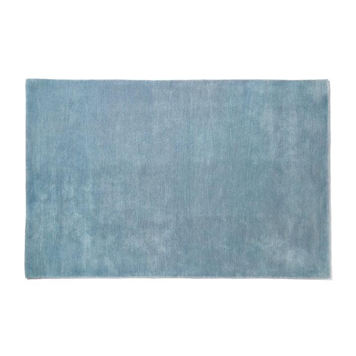 Hay - Tapis Raw 170 x 240 cm, bleu clair