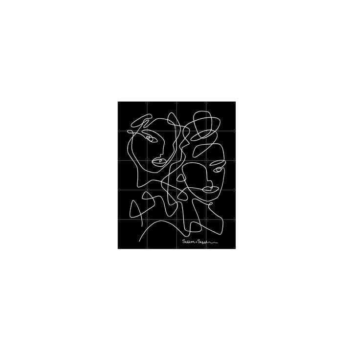 Affiche The Blossoming, 80 x 100 cm par IXXI