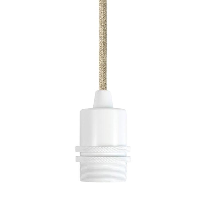 Bolt White / Natural Linnen (TT-00) de NUD Collection