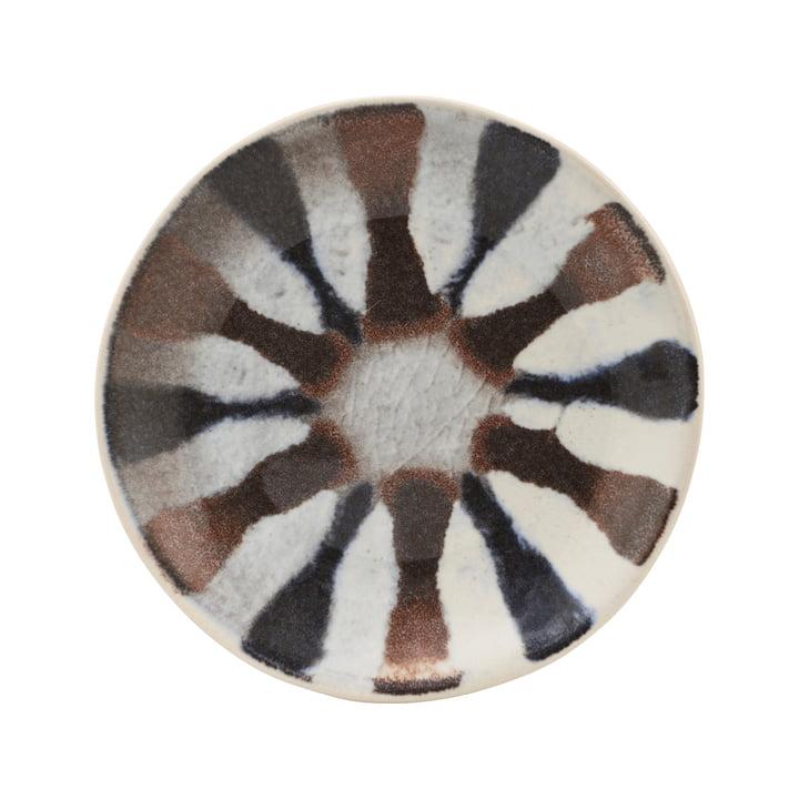 L'assiette Organi, Ø 15,7 cm, colorée par House Doctor