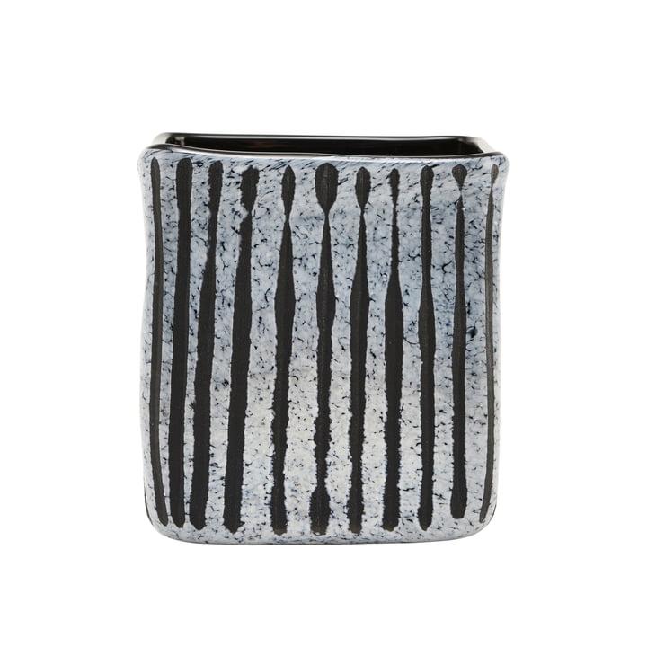 Le pot de fleurs Surat, H 15 cm, gris clair par House Doctor