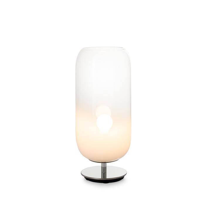 Gople Mini table Gople Mini H 34 cm, blanc d' Artemide
